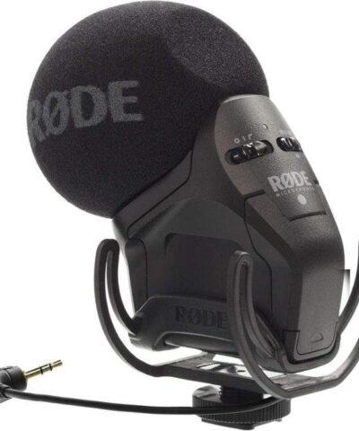 Rode mikrofon Stereo VideoMic Pro Rycote