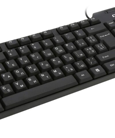 Omega klaviatuur OK-05 RUS (42664)