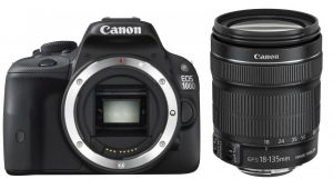 Canon EOS 2000D + 18-135mm IS Kit, must