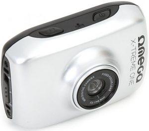 Omega seikluskaamera Sports Cam OM230 HD, hõbedane (42267)