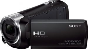 Sony HDR-CX240, must