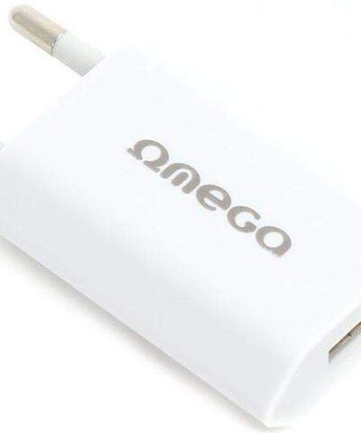 Omega vooluadapter + autolaadija + microUSB kaabel (42021)