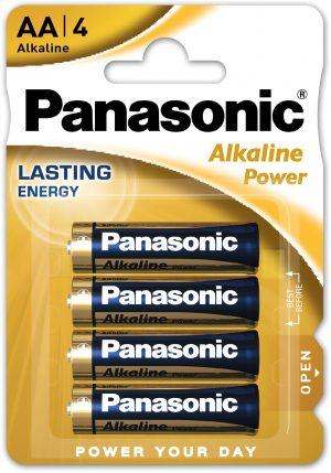 Panasonic Alkaline Power patarei LR6APB/4B