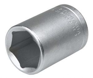 """Padrun 6-kant CV 1/2"""" 18mm"""