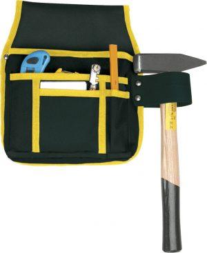 Tööriista tasku 4-osaline (metallhoidjad)