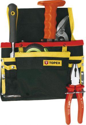 Tööriista tasku 8-osaline (metallhoidjad)