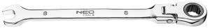 Lehtsilmusnarre 24 mm liigendiga
