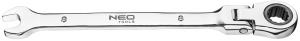 Lehtsilmusnarre 21 mm liigendiga
