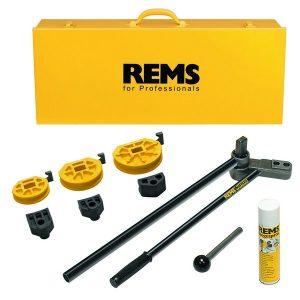 Käsi-torupainutaja REMS Sinus Set 15-18-22