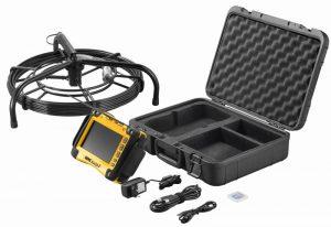 Kaameraga vaatlussüsteem REMS CamSyst 2 Set S-Color 20H