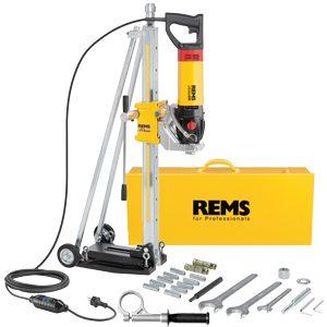 REMS Picus SR Set Titan Teemantfreesmasin