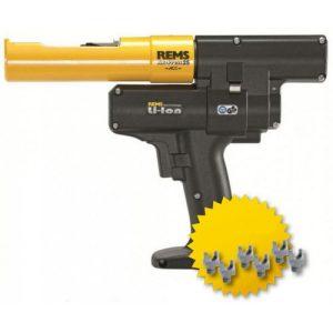 Pressinstrument REMS Ax-Press 25 ACC Super-Aktion