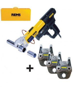 Pressinstrument Mini-Press ACC+presspead Kolm presspihti hinna sees kliendi valikul