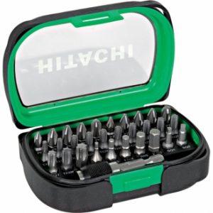 Otsikute komplekt 31-osaline Hitachi