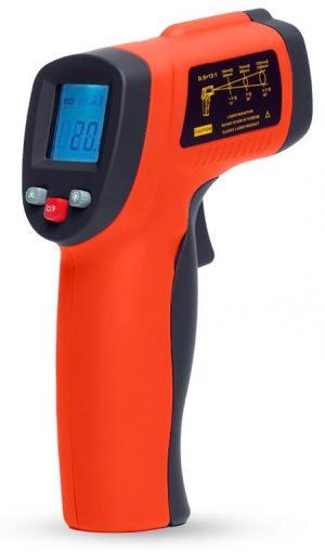 Digitaalne infrapuna termomeeter TemPro 300 -32...+350 / 10-95% - 30°C