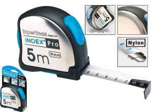 Mõõdulint ExpertInox 3mx19mm roostevaba