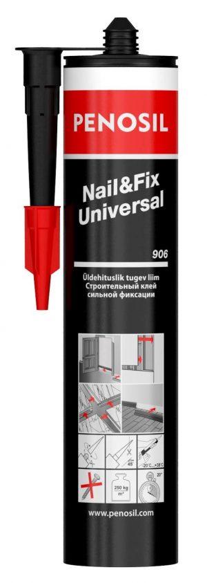 Montaažiliim Nail&Fix Universal