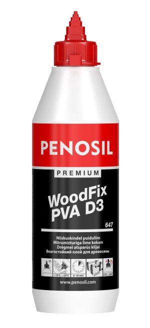 Puiduliim PVA D3 1L