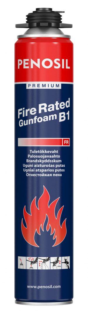 Tuletõkke Montaazivaht püstoli 750ml Premium