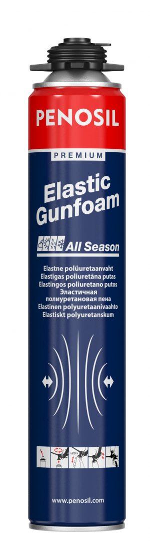 Montaazivaht Elastic püstoli 750ml All Season Premium