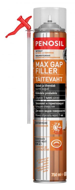 Montaazivaht kõrre 750ml Max Gap Filler Premium