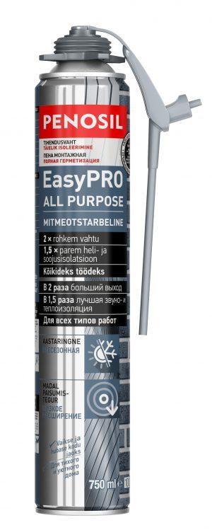 EasyPRO All Purpose Foam Sealant 750 ml