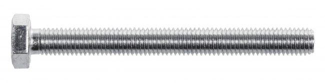 Polt täiskeere 8.8 M4x16 Zn DIN 933 (500/tk karp)