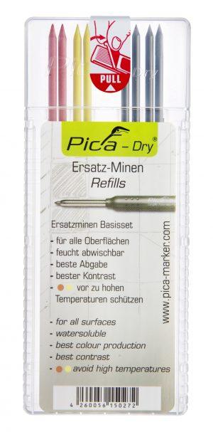 Pliiatsisüdamik PICA-Dry kuiv