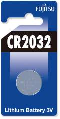 Patarei 3V CR2032 Lithium Coin Cell