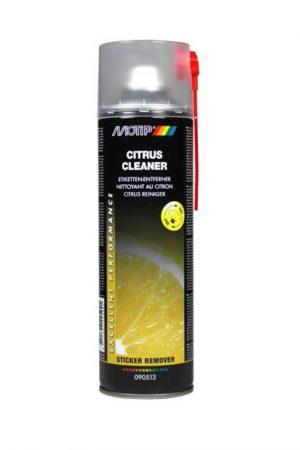 Puhastusvahend tsitruselõhnaline CITRUS CLEANER 500ml