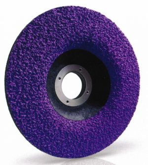 Lihvketas Purple Grain Single 125mm CERAMIC 36