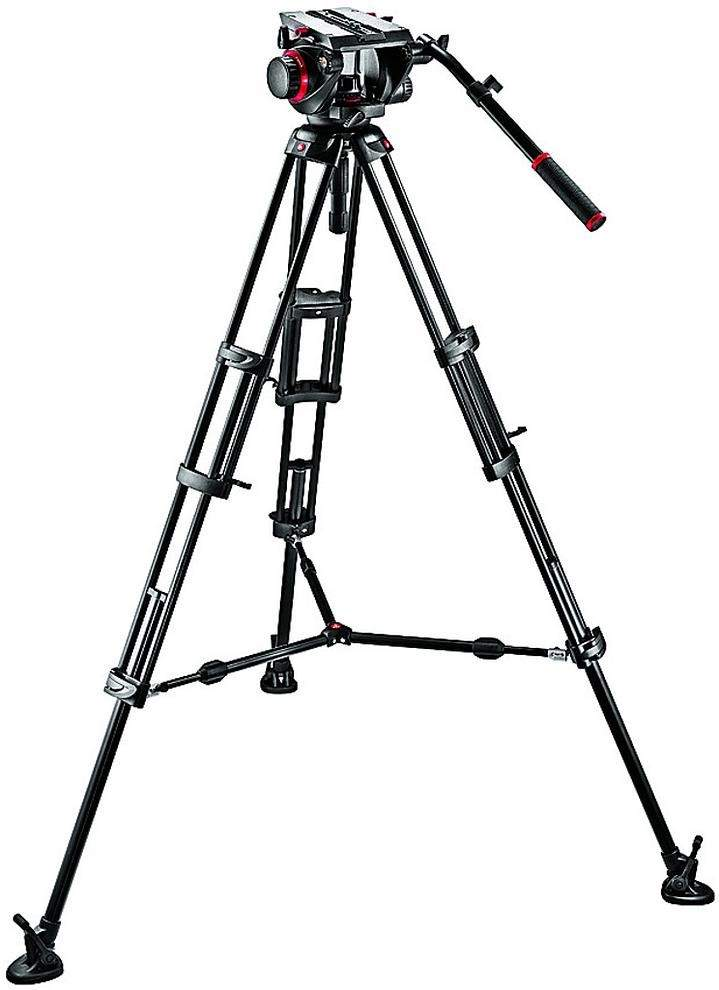 Manfrotto statiivikomplekt 545BK + 509HD Pro Video