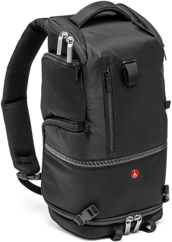 Manfrotto seljakott Advanced Tri Backpack S, must (MB MA-BP-TS)