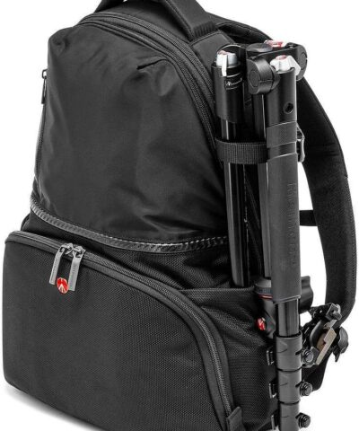 Manfrotto seljakott Advanced Active Backpack I, must (MB MA-BP-A1)