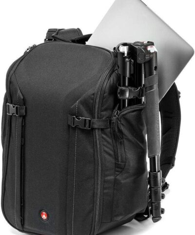 Manfrotto seljakott Professional Backpack 20, must (MB MP-BP-20BB)