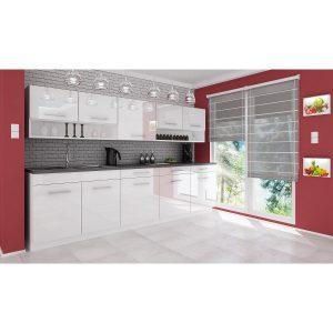 Köök Vanessa 260 cm valge